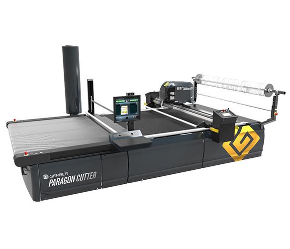 Automatic CNC cutting machine