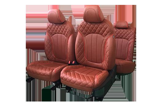 PASSENGER CAR SEAT 4