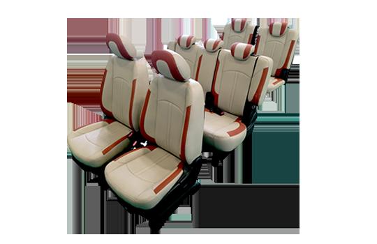 PASSENGER CAR SEAT 3